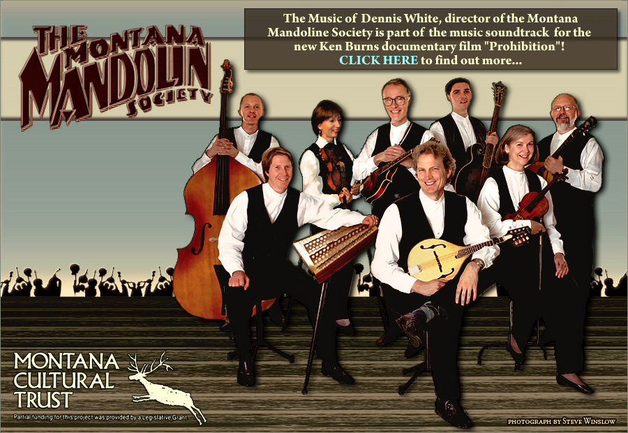 Home Page Photo of Montana Mandolin Society